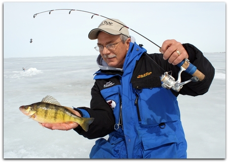 Early Season Ice Fishing: