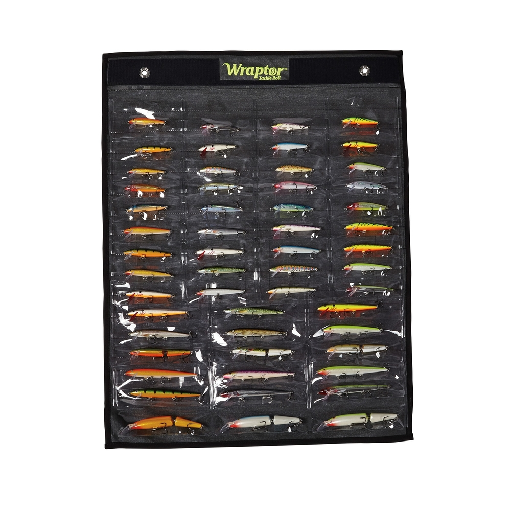 Wraptor Tackle Roll Classic Pro