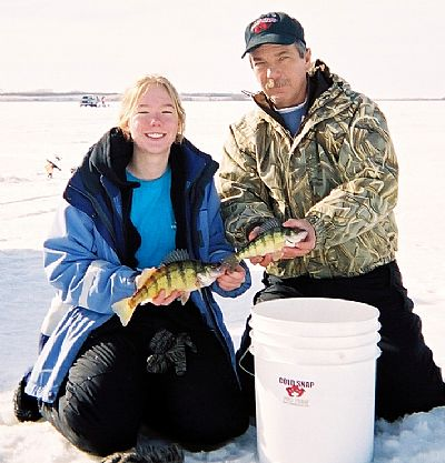 Dakota Angler Ice Fishing League
