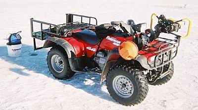 Pro Team ATV