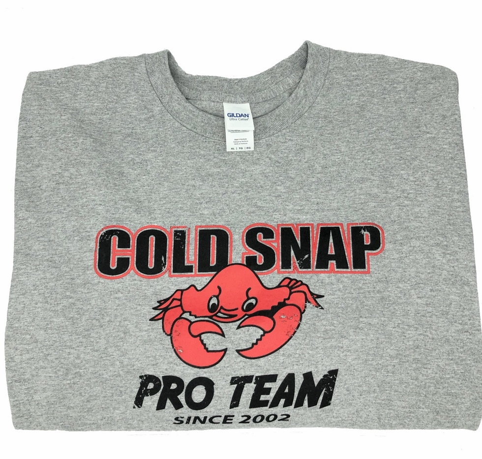Cold Snap Pro Team Long Sleeve T-Shirt