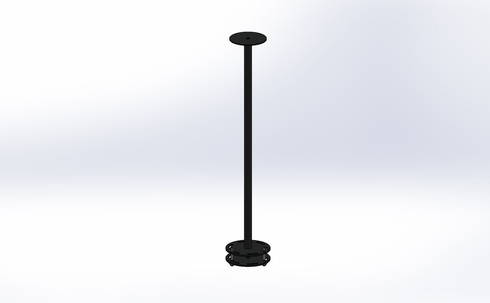 Beacon Extension Pole