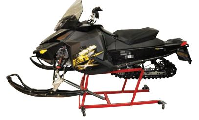 Snowmobile Work Stand