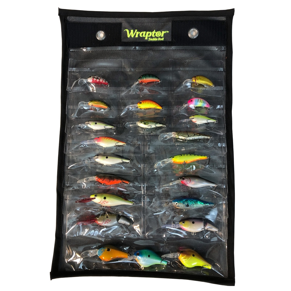 Wraptor Tackle Roll- Starting Line-Up
