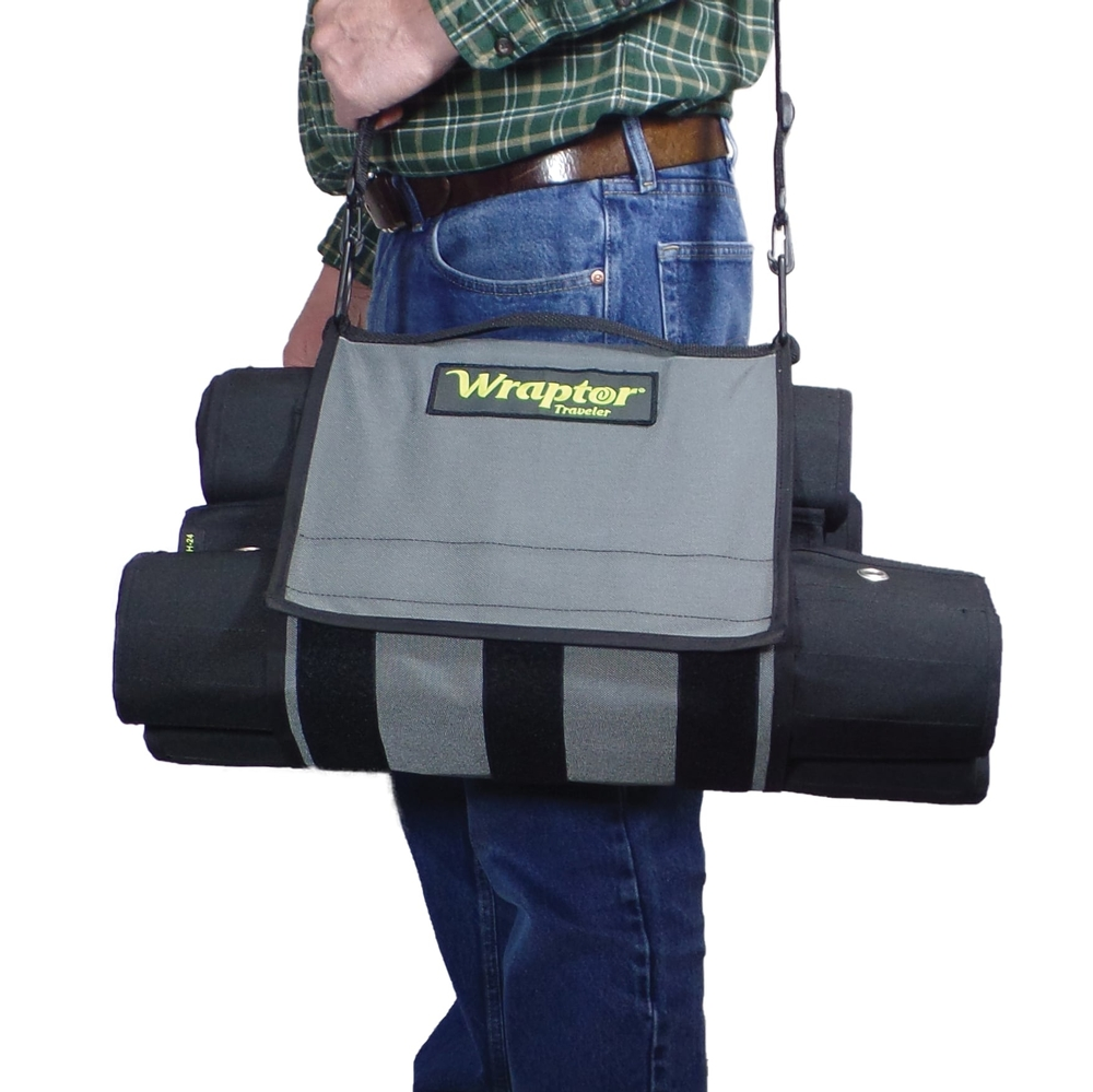 Wraptor Tackle Roll Traveler