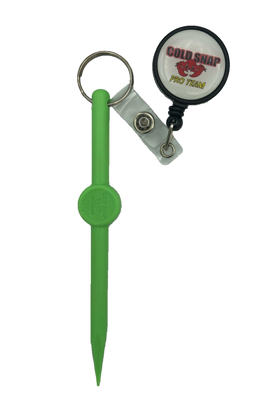 GREEN T2 Toothpick and Lanyard Combo