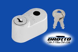 Lock for Drotto Boat Latch