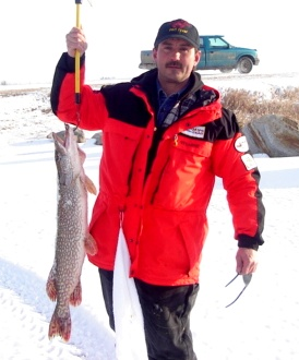 Chad's First Place Pike